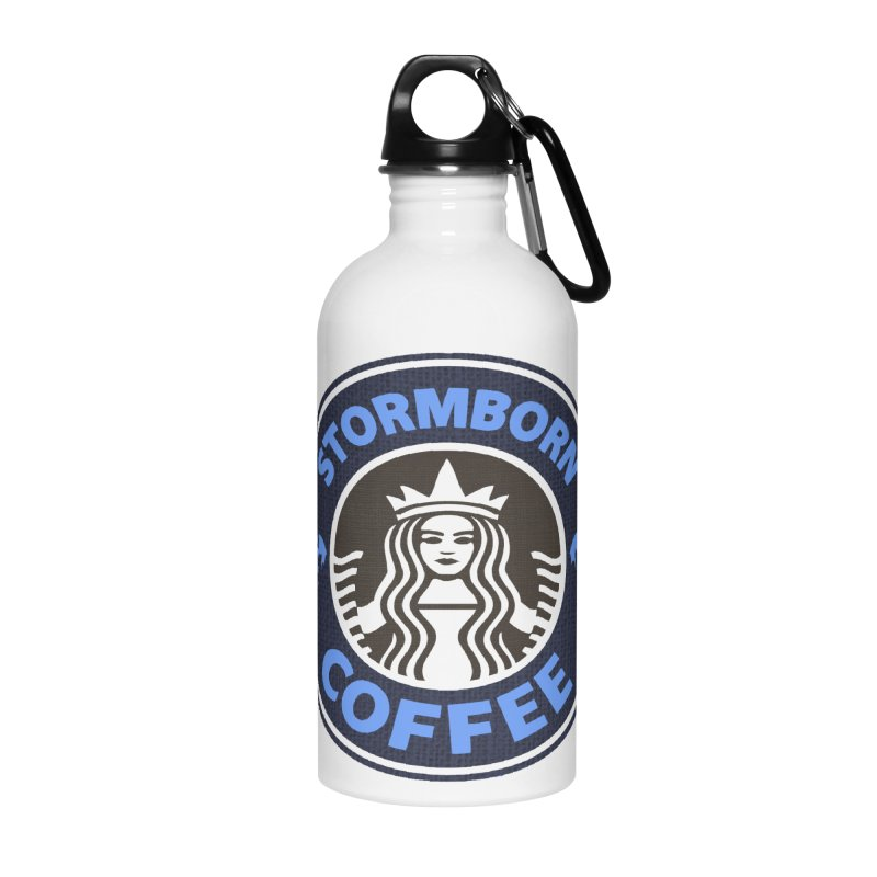 Stormborn's Accessories Water Bottle by Thomas Orrow
