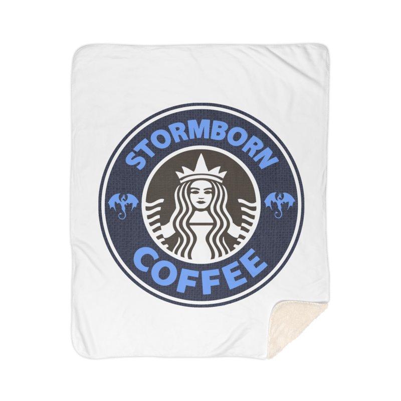 Stormborn's Home Sherpa Blanket Blanket by Thomas Orrow
