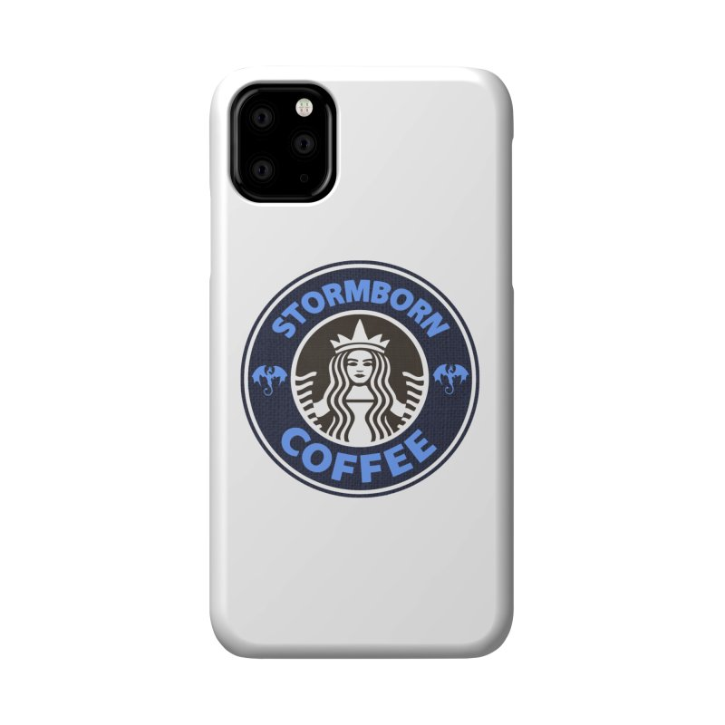 Stormborn's Accessories Phone Case by Thomas Orrow