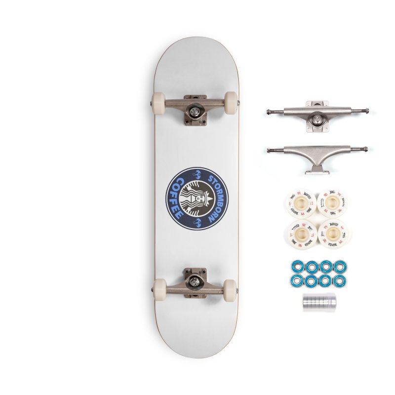 Stormborn's Accessories Complete - Premium Skateboard by Thomas Orrow