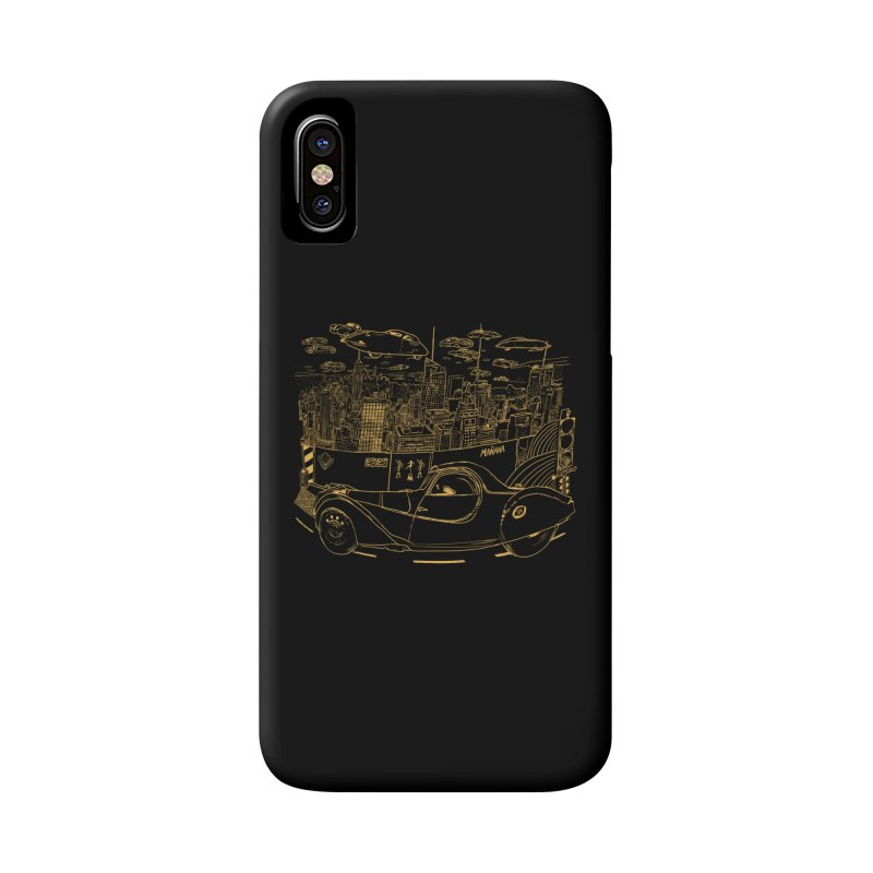 Deco Town Accessories Phone Case by Thomas Orrow