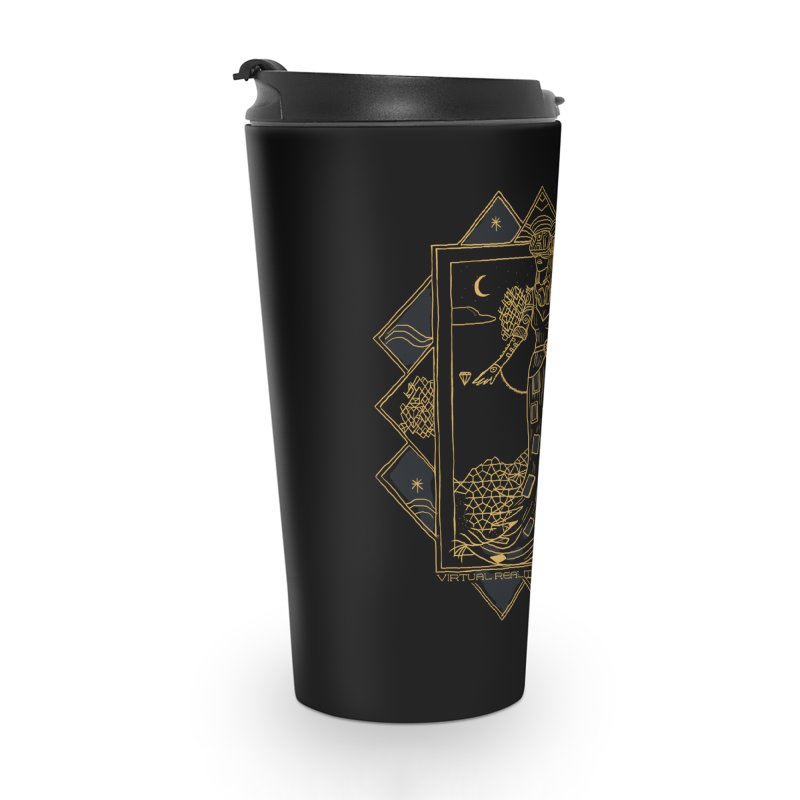 Virtua Deco Accessories Travel Mug by Thomas Orrow
