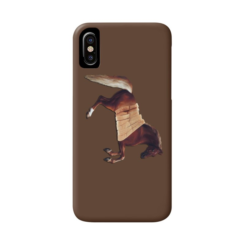 Thoroughbred Accessories Phone Case by Thomas Orrow