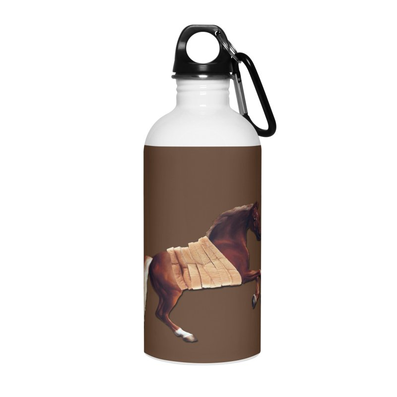 Thoroughbred Accessories Water Bottle by Thomas Orrow