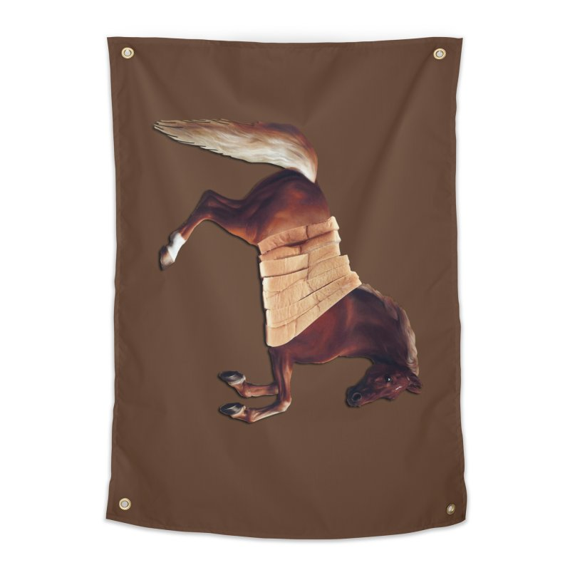 Thoroughbred Home Tapestry by Thomas Orrow