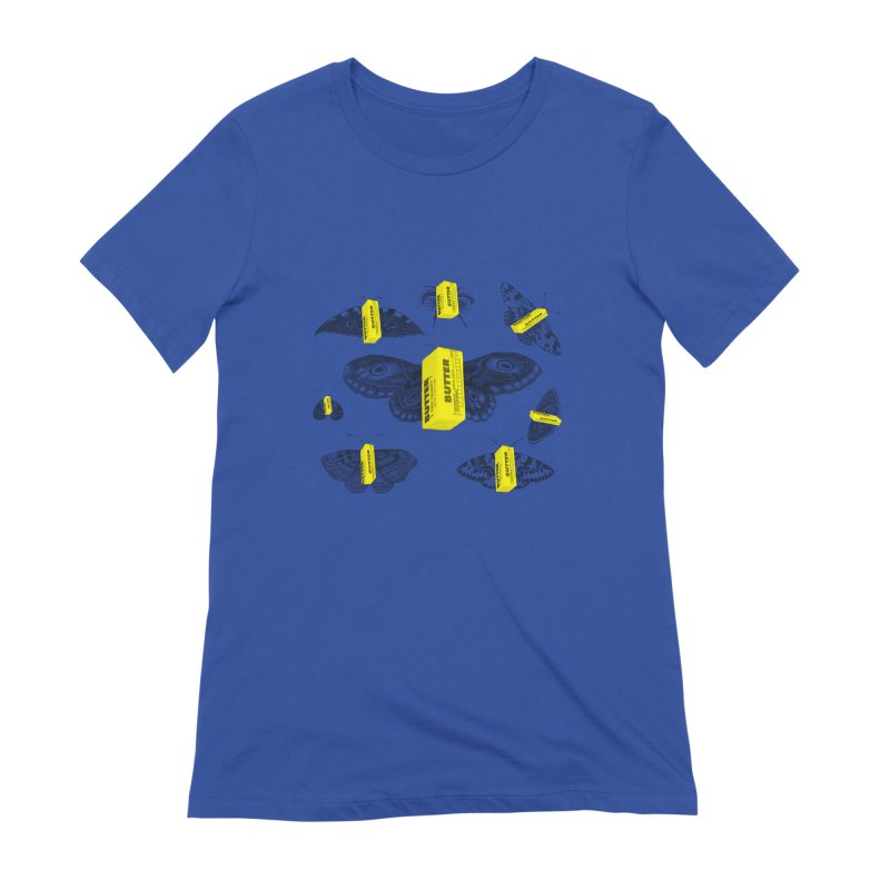 The Butterfly Collection Women's Extra Soft T-Shirt by Thomas Orrow