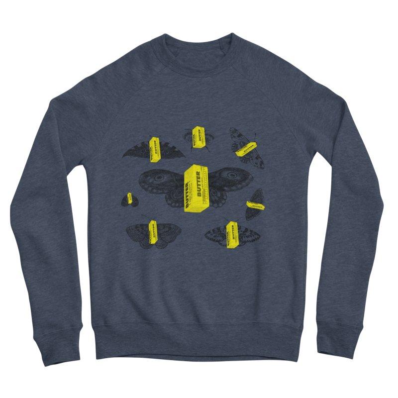 The Butterfly Collection Men's Sponge Fleece Sweatshirt by Thomas Orrow