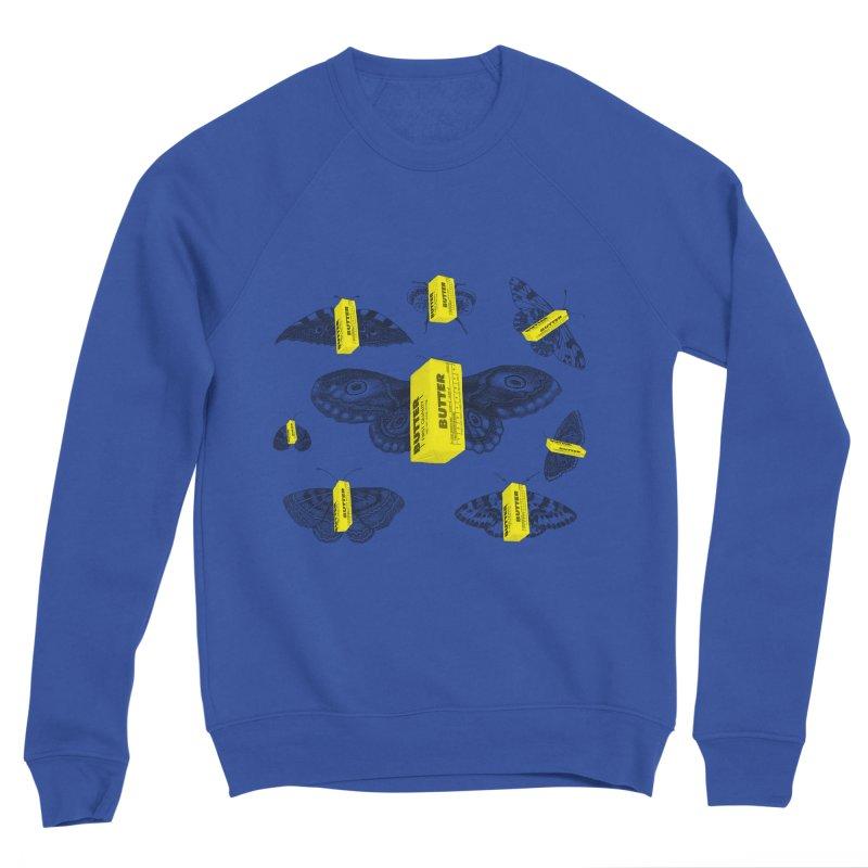 The Butterfly Collection Women's Sponge Fleece Sweatshirt by Thomas Orrow