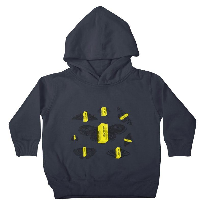 The Butterfly Collection Kids Toddler Pullover Hoody by Thomas Orrow