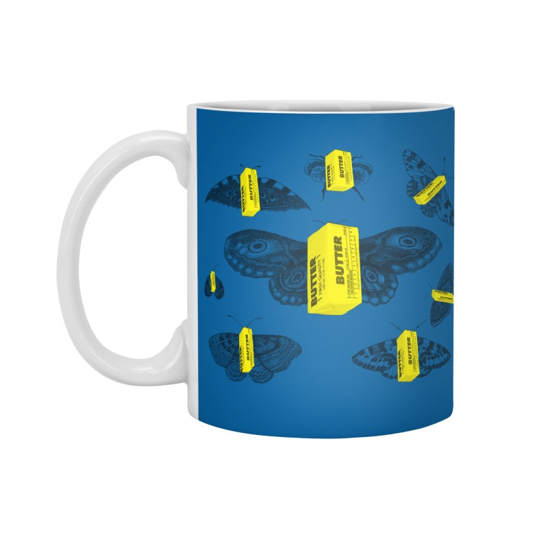 The Butterfly Collection Accessories Standard Mug by Thomas Orrow