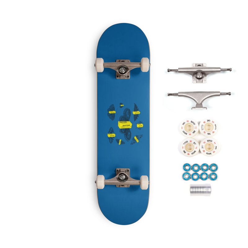 The Butterfly Collection Accessories Complete - Premium Skateboard by Thomas Orrow