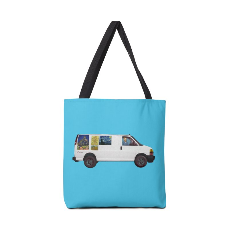 Van Gogh Accessories Tote Bag Bag by Thomas Orrow