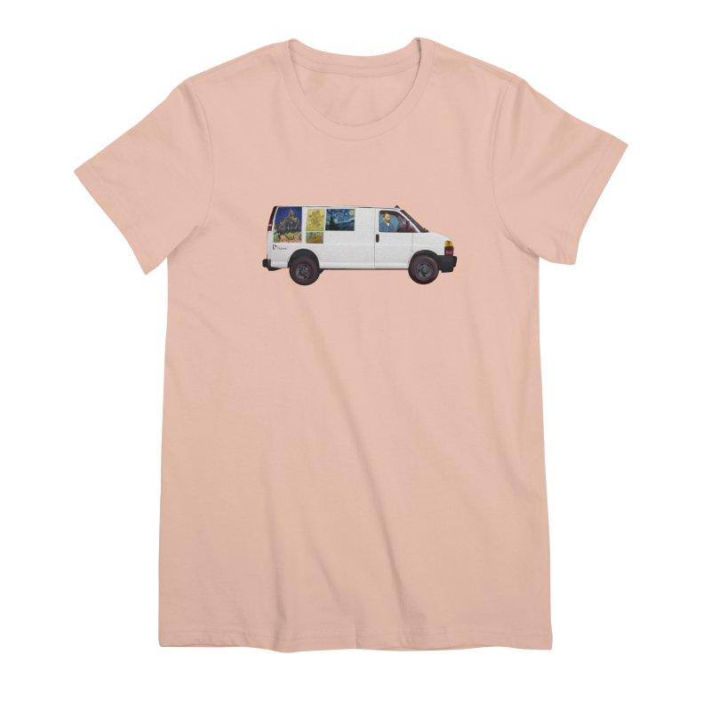 Van Gogh Women's Premium T-Shirt by Thomas Orrow