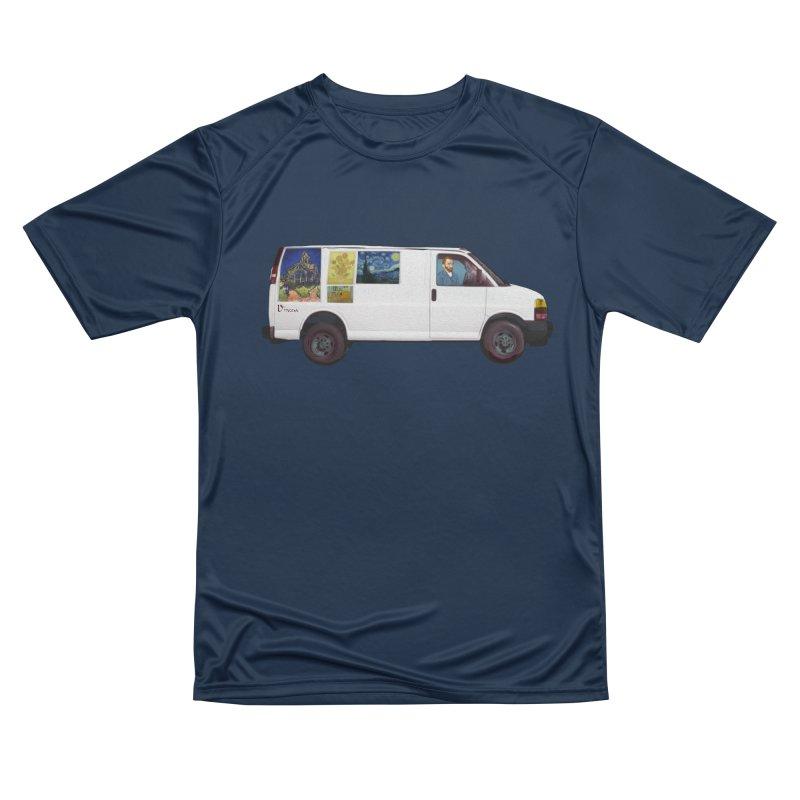 Van Gogh Men's Performance T-Shirt by Thomas Orrow