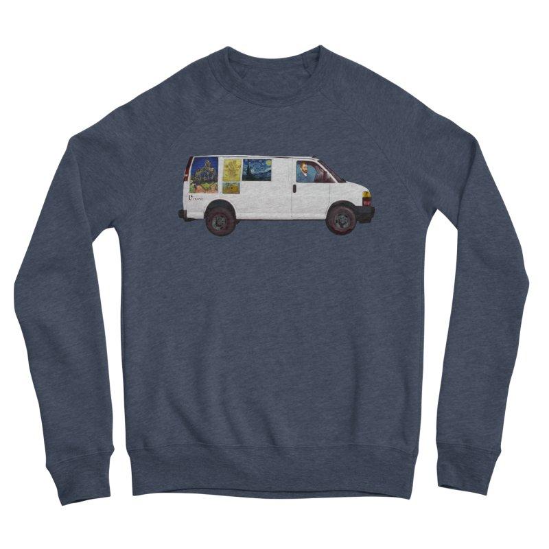 Van Gogh Men's Sponge Fleece Sweatshirt by Thomas Orrow