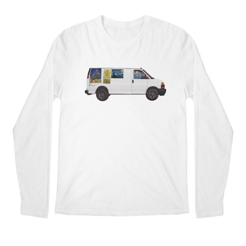 Van Gogh Men's Regular Longsleeve T-Shirt by Thomas Orrow