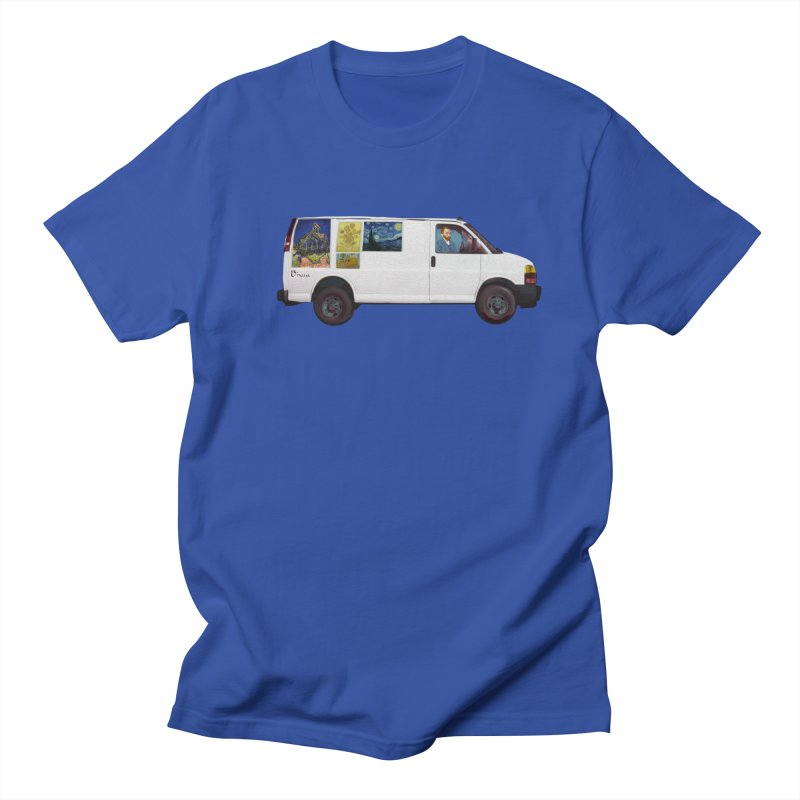 Van Gogh Women's Regular Unisex T-Shirt by Thomas Orrow