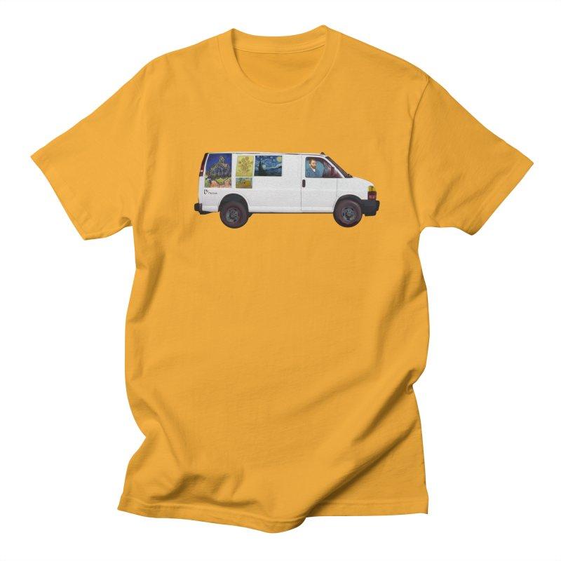 Van Gogh Men's Regular T-Shirt by Thomas Orrow