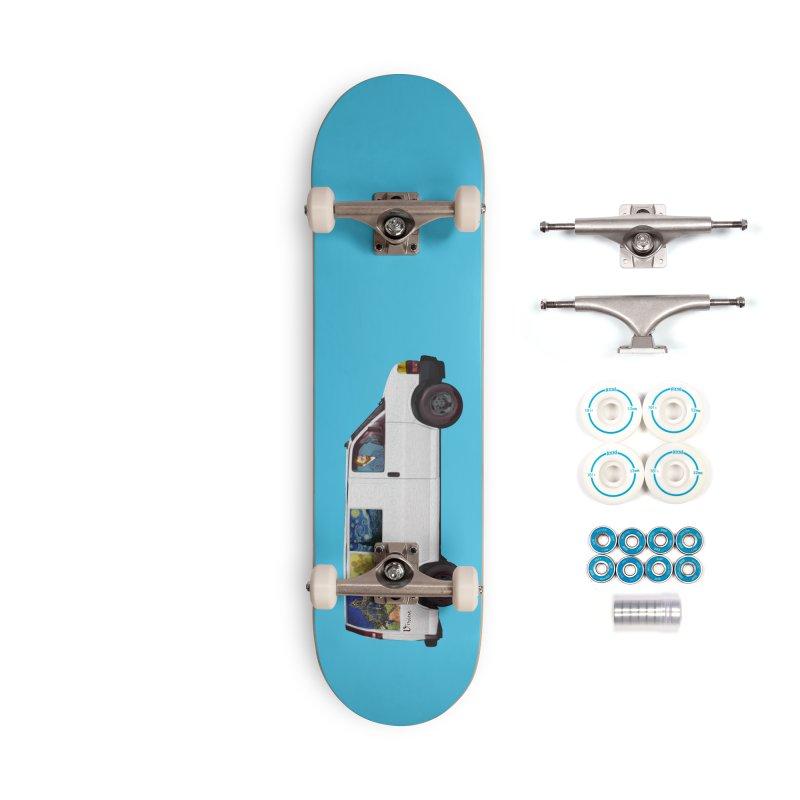Van Gogh Accessories Complete - Basic Skateboard by Thomas Orrow
