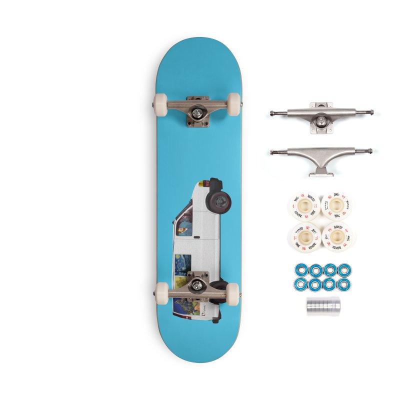 Van Gogh Accessories Complete - Premium Skateboard by Thomas Orrow