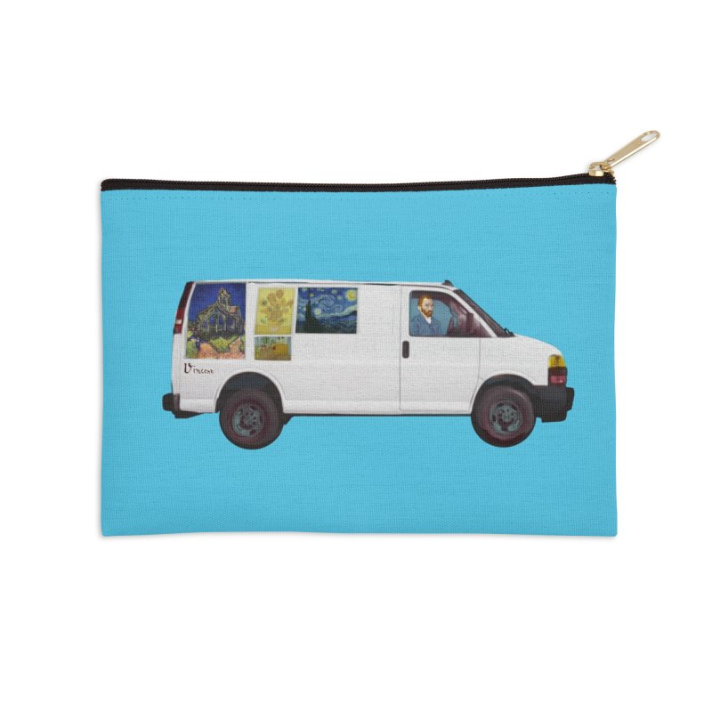 Van Gogh Accessories Zip Pouch by Thomas Orrow