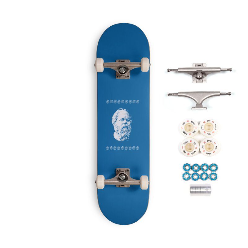 So Crates Accessories Complete - Premium Skateboard by Thomas Orrow