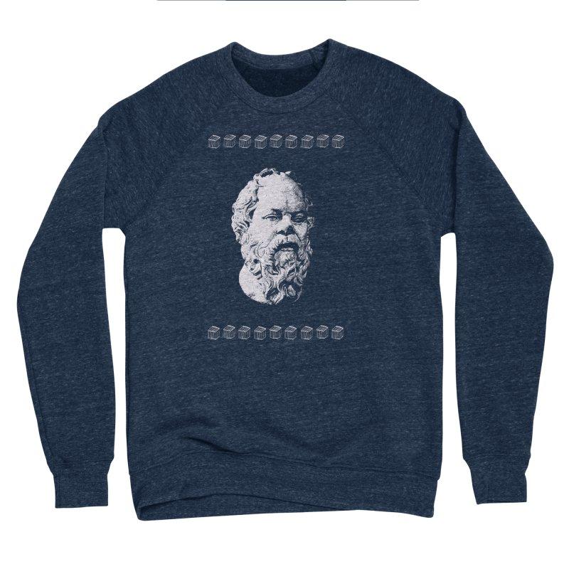 So Crates Women's Sponge Fleece Sweatshirt by Thomas Orrow