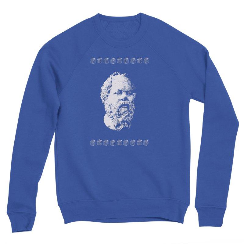 So Crates Men's Sponge Fleece Sweatshirt by Thomas Orrow
