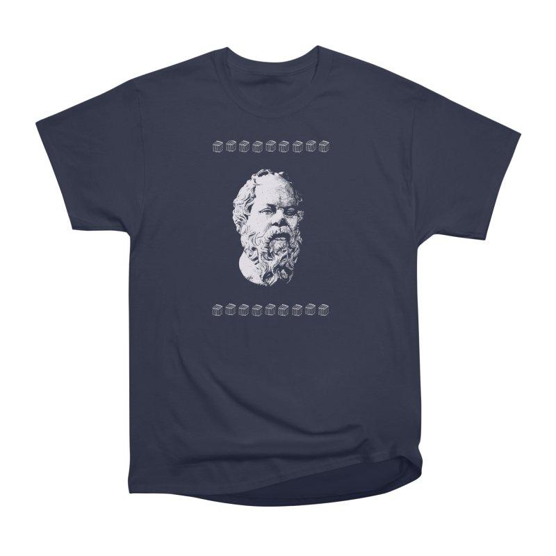 So Crates Men's Heavyweight T-Shirt by Thomas Orrow