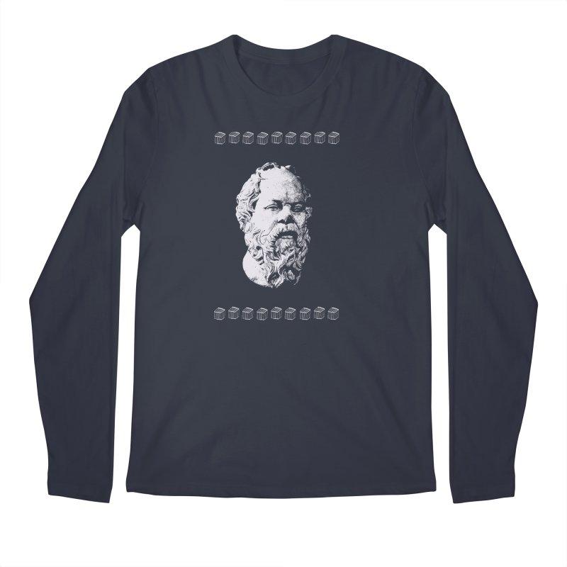 So Crates Men's Regular Longsleeve T-Shirt by Thomas Orrow