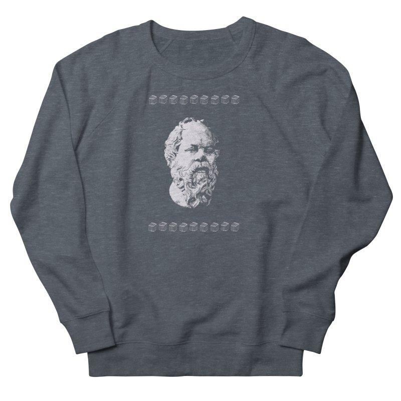 So Crates Women's French Terry Sweatshirt by Thomas Orrow