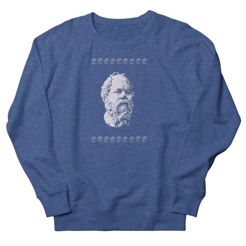 So Crates Men's French Terry Sweatshirt by Thomas Orrow