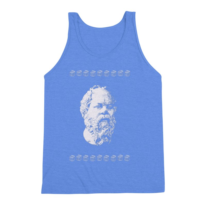 So Crates Men's Triblend Tank by Thomas Orrow