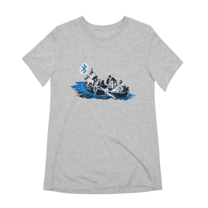 Runic Women's Extra Soft T-Shirt by Thomas Orrow