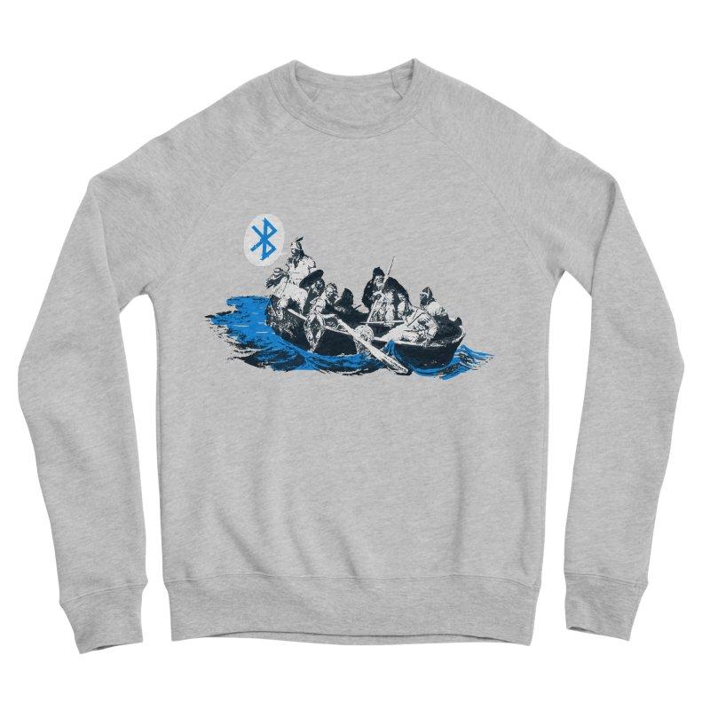 Runic Men's Sponge Fleece Sweatshirt by Thomas Orrow