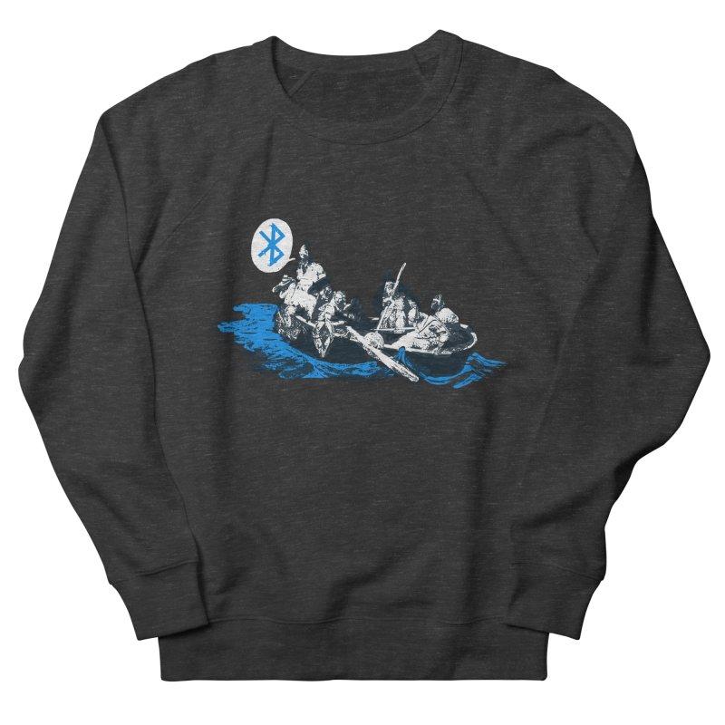Runic Women's French Terry Sweatshirt by Thomas Orrow