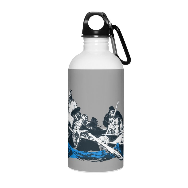 Runic Accessories Water Bottle by Thomas Orrow