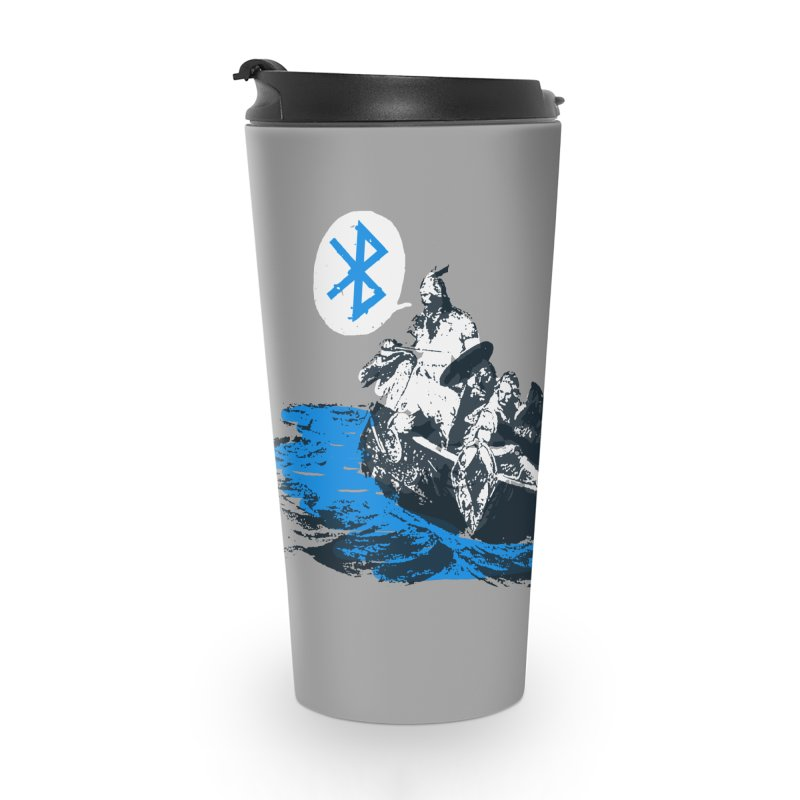 Runic Accessories Travel Mug by Thomas Orrow