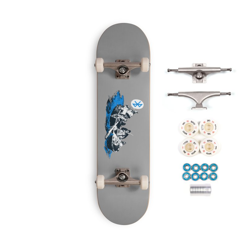 Runic Accessories Complete - Premium Skateboard by Thomas Orrow