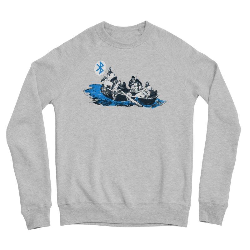 Runic Women's Sponge Fleece Sweatshirt by Thomas Orrow