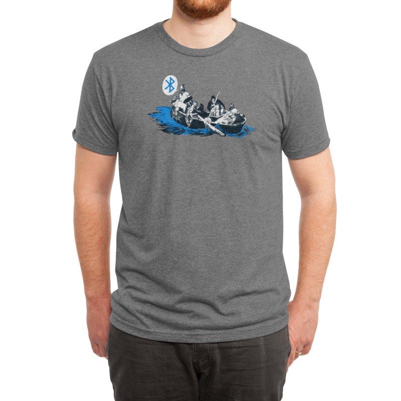 Runic Men's T-Shirt by Thomas Orrow