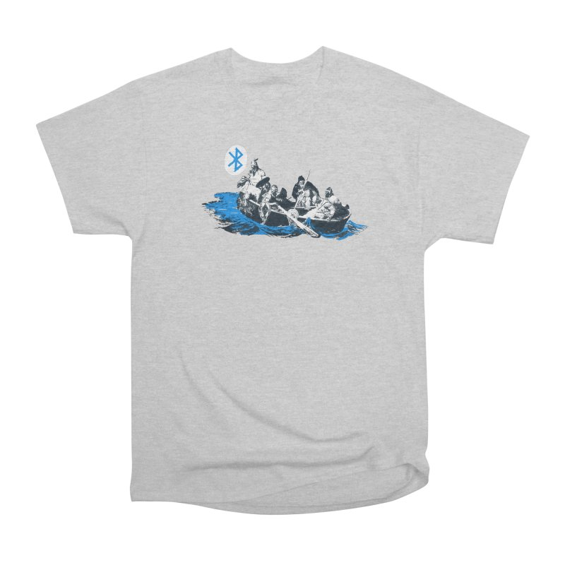 Runic Men's Heavyweight T-Shirt by Thomas Orrow