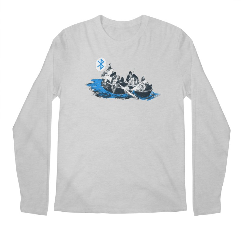 Runic Men's Regular Longsleeve T-Shirt by Thomas Orrow