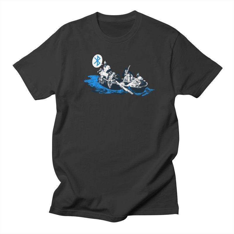 Runic Men's Regular T-Shirt by Thomas Orrow