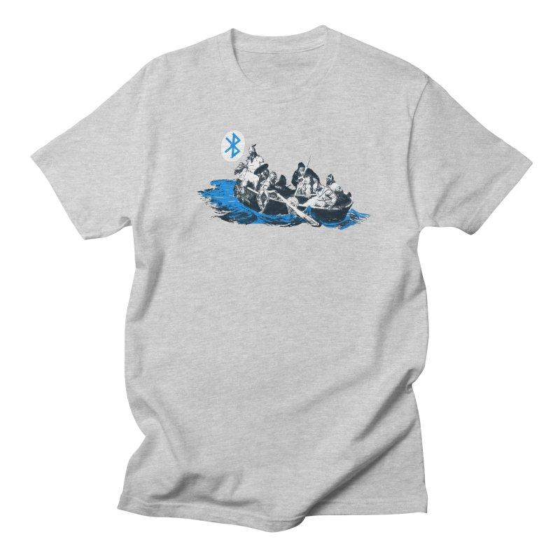 Runic Women's Regular Unisex T-Shirt by Thomas Orrow