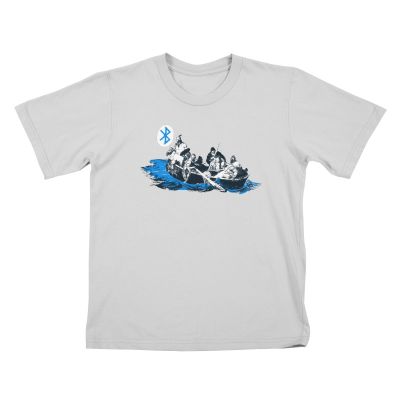 Runic Kids T-Shirt by Thomas Orrow