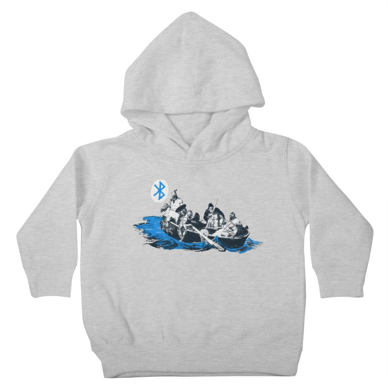 Runic Kids Toddler Pullover Hoody by Thomas Orrow