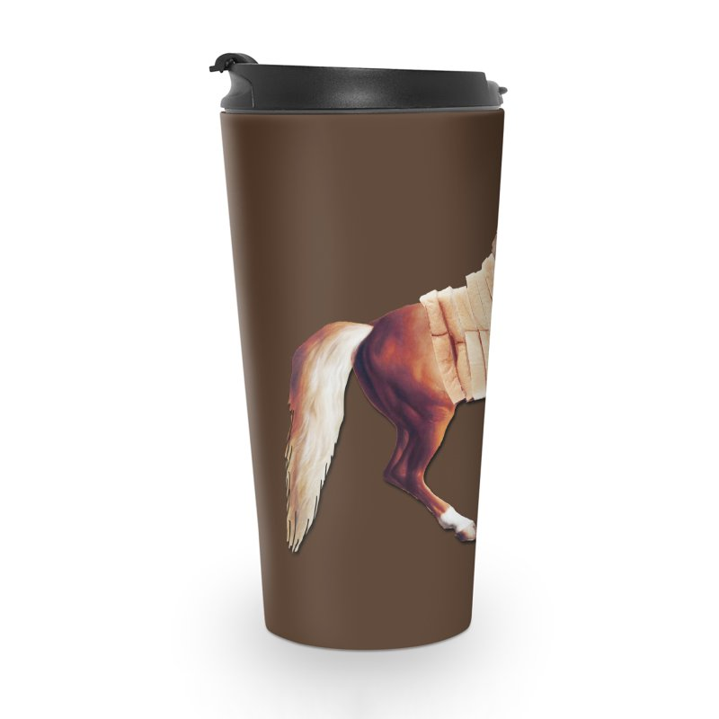 Thoroughbread Accessories Travel Mug by Thomas Orrow