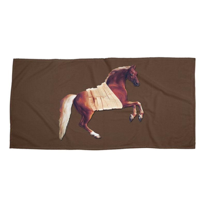 Thoroughbread Accessories Beach Towel by Thomas Orrow