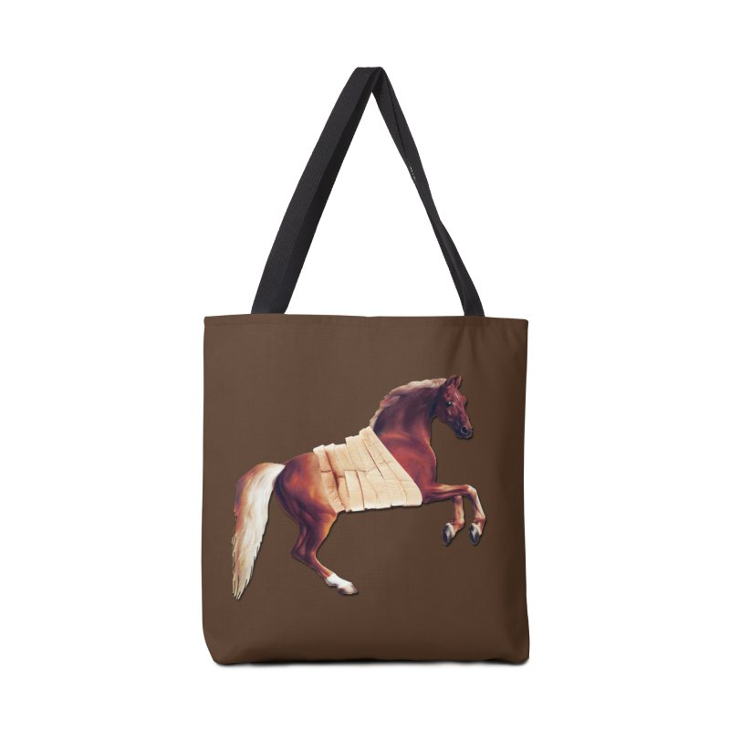 Thoroughbread Accessories Tote Bag Bag by Thomas Orrow